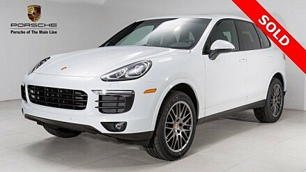 2017 Porsche Cayenne for sale 100858182