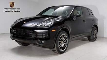 2017 Porsche Cayenne for sale 100858195