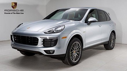 2017 Porsche Cayenne S E-Hybrid for sale 100858199