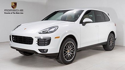2017 Porsche Cayenne for sale 100858202