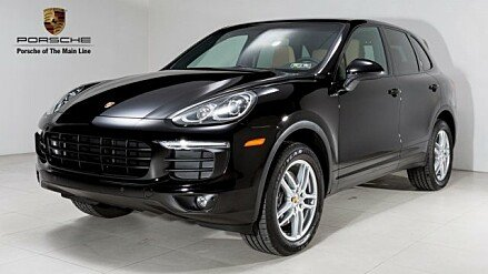 2017 Porsche Cayenne for sale 100858228