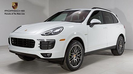 2017 Porsche Cayenne S E-Hybrid for sale 100859513