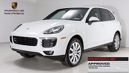 2017 Porsche Cayenne for sale 100867914