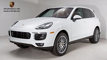 2017 Porsche Cayenne S for sale 100872017