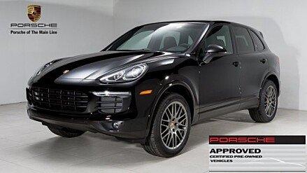 2017 Porsche Cayenne for sale 100874821