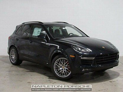 2017 Porsche Cayenne for sale 100885594