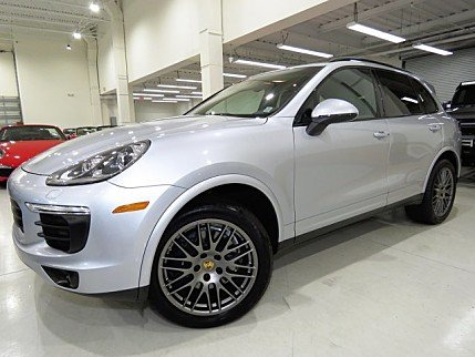 2017 Porsche Cayenne for sale 100911866