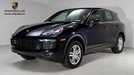2017 Porsche Cayenne for sale 100923496