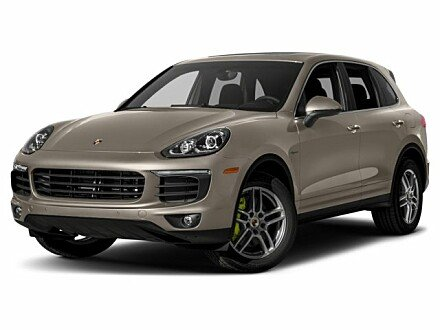 2017 Porsche Cayenne S E-Hybrid for sale 100929878