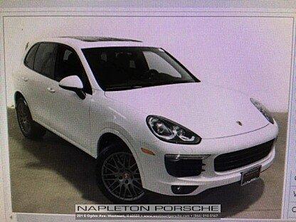 2017 Porsche Cayenne for sale 100943051