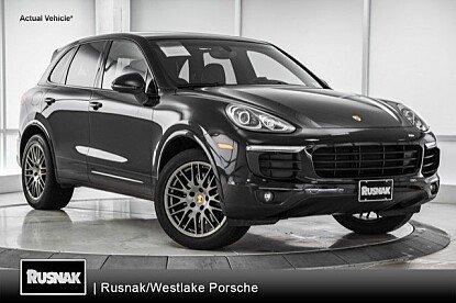 2017 Porsche Cayenne for sale 100943693