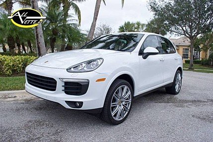 2017 Porsche Cayenne for sale 100951947
