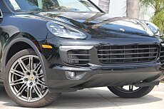 2017 Porsche Cayenne S for sale 100955488