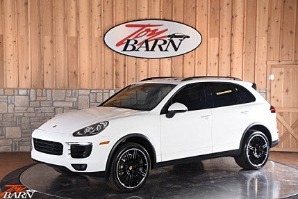 2017 Porsche Cayenne S for sale 100960828