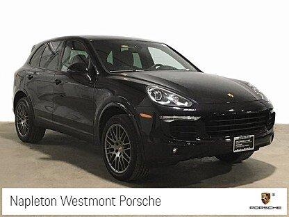 2017 Porsche Cayenne for sale 100963183