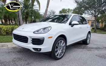 2017 Porsche Cayenne for sale 100966820