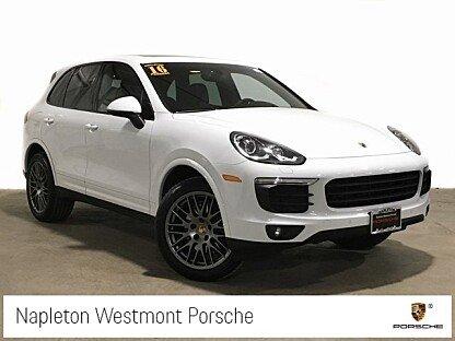 2017 Porsche Cayenne for sale 100966920