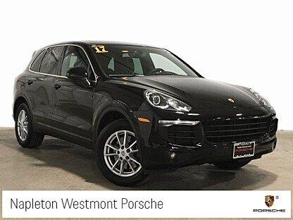 2017 Porsche Cayenne for sale 100970838