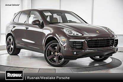 2017 Porsche Cayenne for sale 100973863