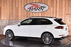 2017 Porsche Cayenne for sale 100976515