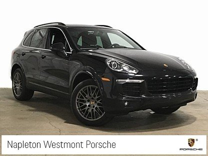2017 Porsche Cayenne for sale 100998219