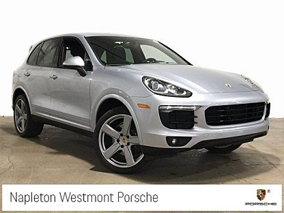 2017 Porsche Cayenne for sale 101000733