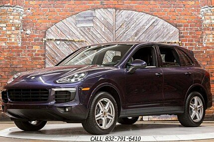 2017 Porsche Cayenne for sale 101003354