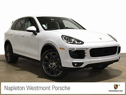 2017 Porsche Cayenne S for sale 101030151
