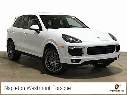 2017 Porsche Cayenne for sale 101039097