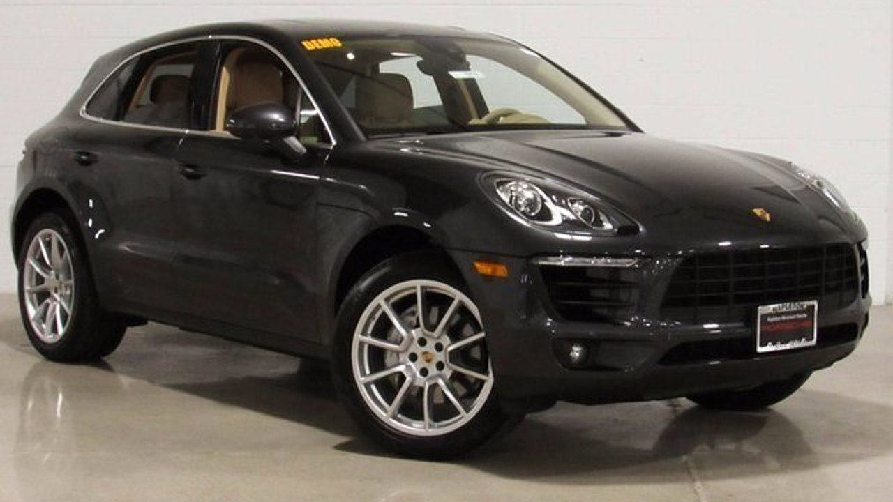 2017 Porsche Macan S for sale 100870128
