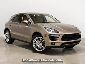 2017 Porsche Macan S for sale 100876225