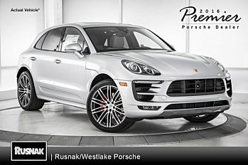 2017 Porsche Macan Turbo for sale 100916730
