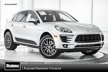 2017 Porsche Macan for sale 100950918