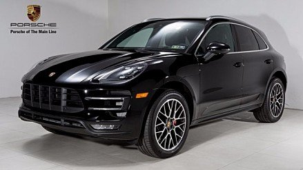 2017 Porsche Macan Turbo for sale 100858047