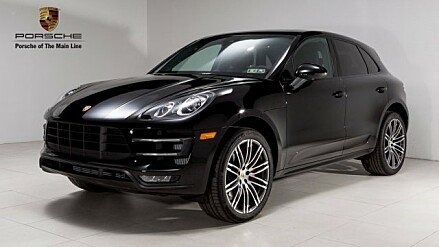 2017 Porsche Macan Turbo for sale 100858068