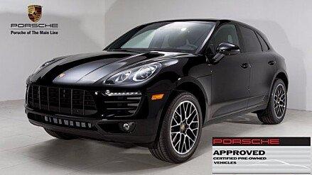 2017 Porsche Macan for sale 100858107