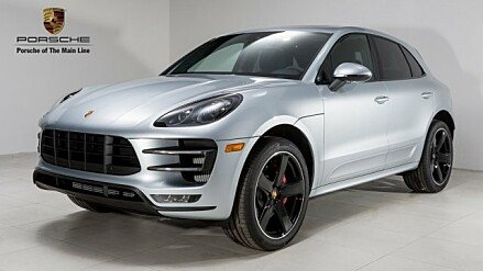 2017 Porsche Macan Turbo for sale 100858222