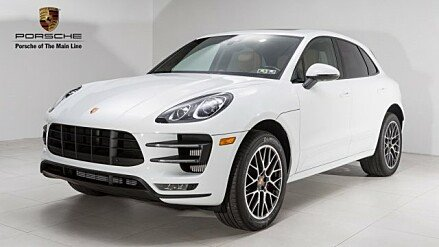 2017 Porsche Macan Turbo for sale 100858233
