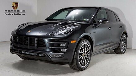 2017 Porsche Macan Turbo for sale 100869478