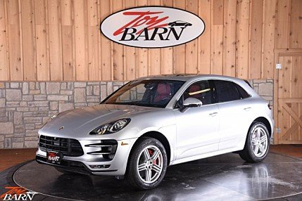 2017 Porsche Macan Turbo for sale 100962200