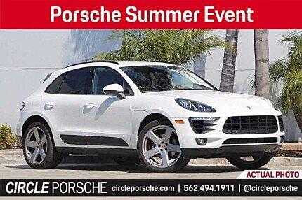 2017 Porsche Macan for sale 100965749
