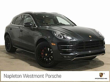 2017 Porsche Macan Turbo for sale 100966918