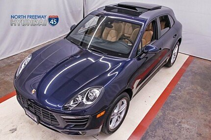 2017 Porsche Macan S for sale 101026968