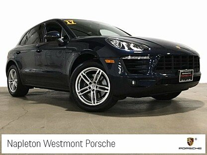 2017 Porsche Macan for sale 101031955