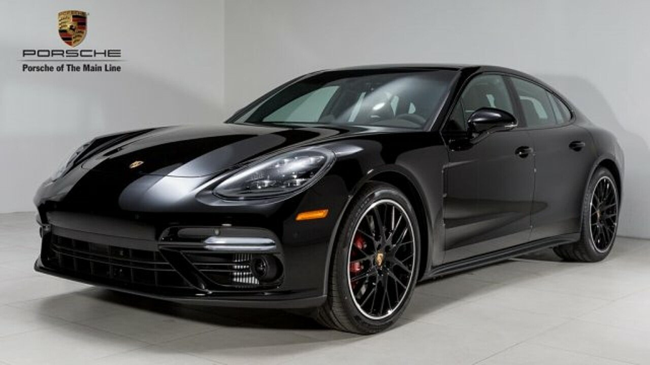2017 Porsche Panamera Turbo for sale 100870792
