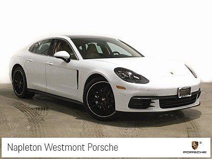 2017 Porsche Panamera for sale 100857920