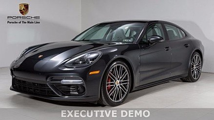 2017 Porsche Panamera Turbo for sale 100860777