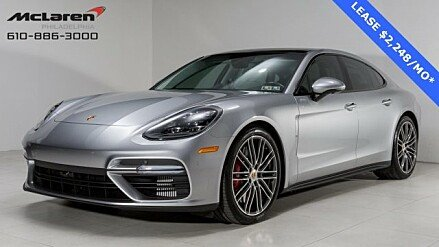 2017 Porsche Panamera Turbo for sale 100883790