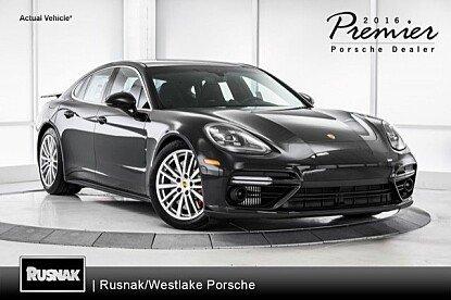 2017 Porsche Panamera Turbo for sale 100916726