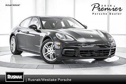 2017 Porsche Panamera for sale 100916727
